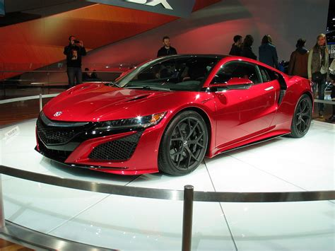 nissan acura 2015 honda nsx second generation wikipedia