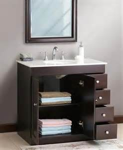 Bathroom Vanities 36 Inches Wide Small Bathroom Solutions Storage Smart Bathroom Vanities