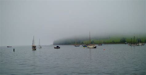 boat horn in fog sail boats in the fog photograph by kelsey horne