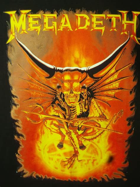best megadeth album vic rattlehead megadeth metal en 2019 metal albums