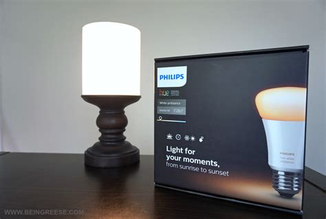 philips hue lights review philips hue white ambiance light review and giveaway