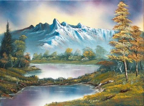 bob ross painting grass landscape classes landscape painting classes