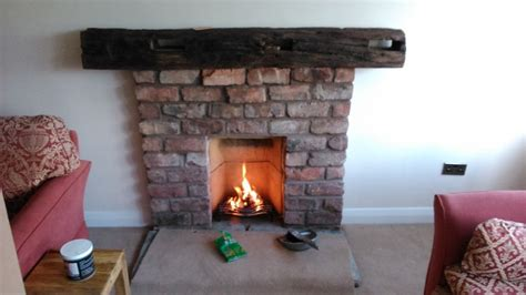 Open Flue Fireplace by Solid Fuel Innovations 100 Feedback Chimney Fireplace