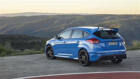 Ford Focus by 2016 Ford Focus Rs Review Caradvice