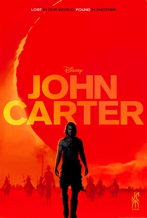 film disney mars john carter opens march 9 enter to win passes to the st