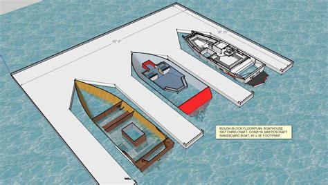 Residential Blueprints Boathouse Design Framing Contractor Talk