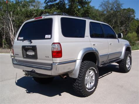 1996 Toyota 4runner Lifted 1000 Ideas About 4runner Limited On 2002