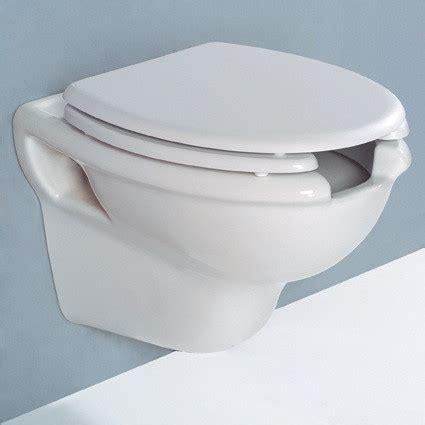 vaso per disabili vaso sospeso mini per disabili bianco