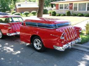 56 chevy nomad with nomad trailer vintage cers