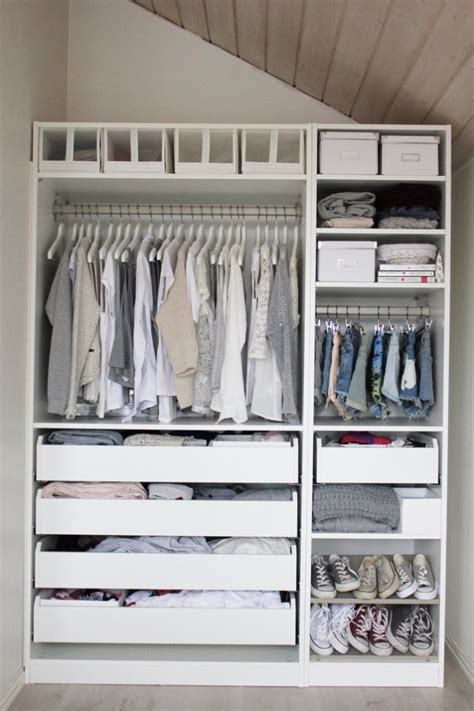 ikea closet storage 10 easy pieces modular closet systems high to low remodelista