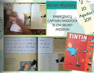 Kaos Tintin 23 foto foto tantangan klub oase ruang belajarku