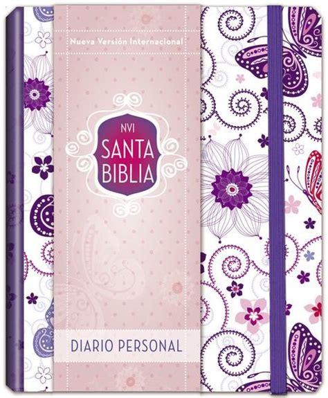santa biblia nvi edicion santa biblia nvi edici 243 n diario personal mariposa