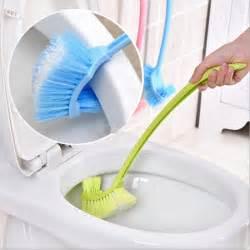 Bidet Def Brosse Nettoyage Double C 244 T 233 Plastique Poign 233 E Toilette