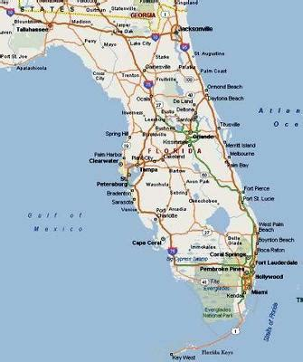 Florida Map East Coast by Map Of East Florida Pictures To Pin On Pinterest Pinsdaddy