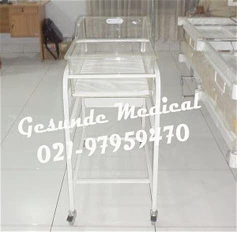 Ranjang Besi Untuk Bayi tempat tidur bayi rumah sakit infant bed yc b