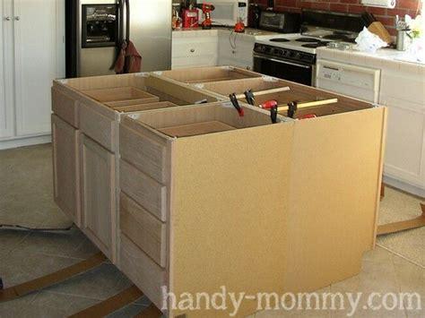 decor hacks build   kitchen island