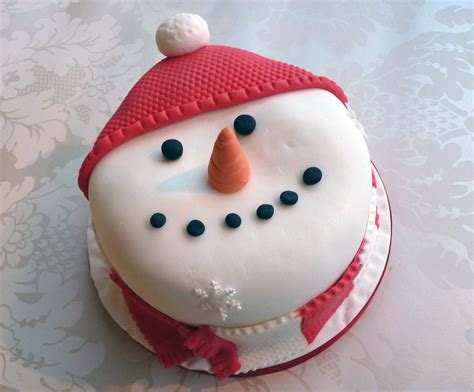 pin snowman birthday cake ideas cake on pinterest