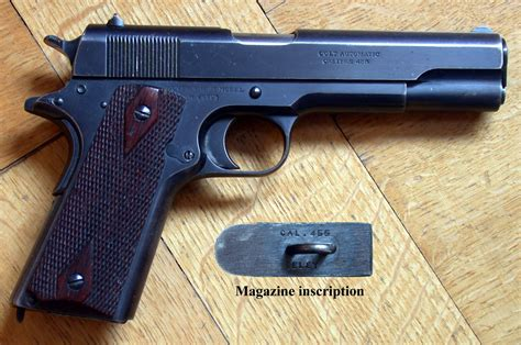 Kickers Delta Tactical Safety Made In Brown m1911 pistol