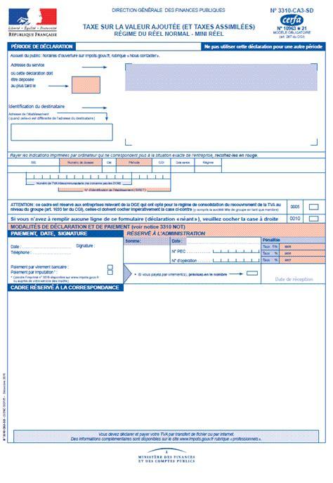 Formulaire Credit Impot Mecenat Imprim 233 S Fiscaux Exercice 2015
