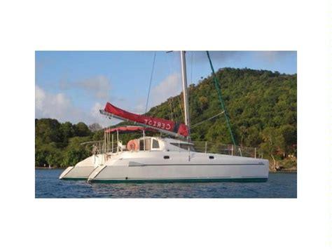 catamaran for sale guadeloupe fountaine pajot athena 38 in guadeloupe catamarans