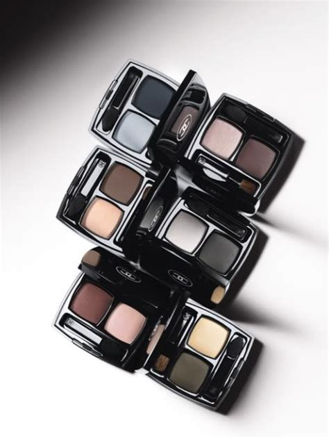 Promo Inez Eyeshadow Collection Eye Shadow chanel 2010 summer makeup collection eyeshadows and mascara trends and makeup