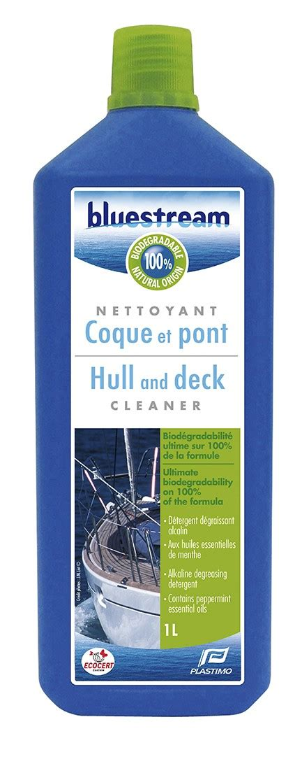 hull deck cleaner bluestream cleaners chandlery