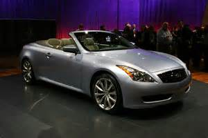 Infiniti G37 Hardtop Convertible For Sale One Week Test Drive The 2010 Infiniti G37 Folding Hardtop