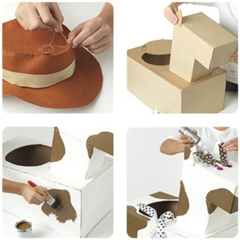 como hacer sombreros de vaqueros para ninas disfraz casero de vaquero paso a paso pequeocio