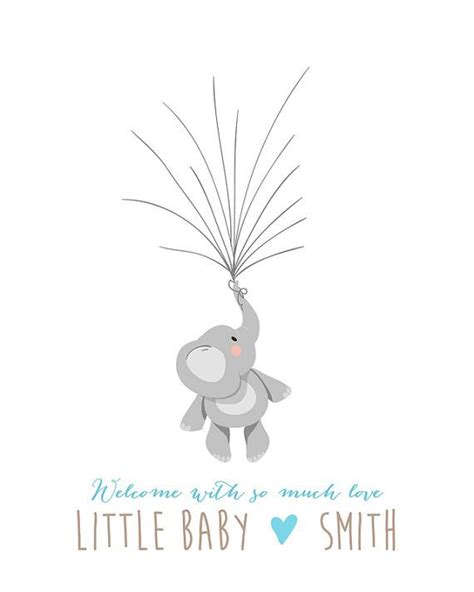 Baby Shower Fingerprint by 25 Best Ideas About Baby Shower Guestbook On