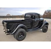 1935 Ford Pickup SOLD Sold