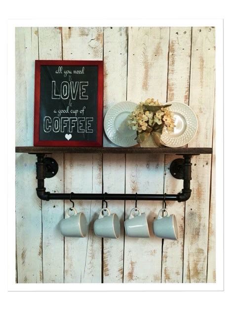 Handcrafted Wall - 20 savvy handmade industrial decor ideas you can diy for