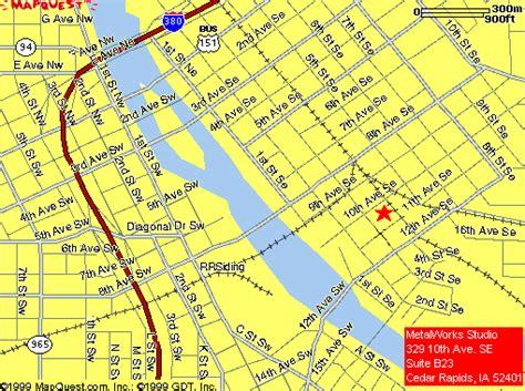 map of cedar rapids iowa cedar rapids iowa ia profile population maps real estate