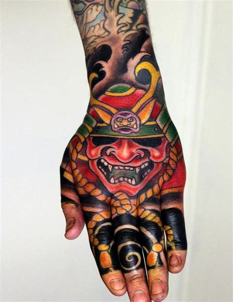 japanese hand tattoos japanese by skeleton tattoonow