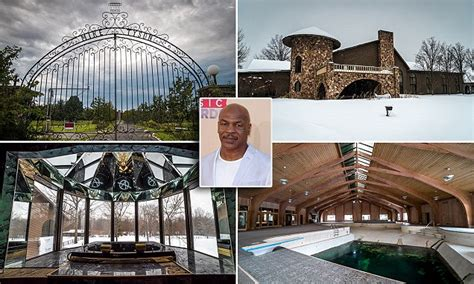 mike tyson house mike tyson s abandoned mansion to be transformed into a