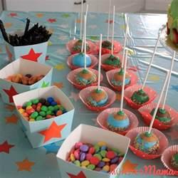 dekoration kindergeburtstag gemacht kindergeburtstag deko und zwei rezepte s 252 223
