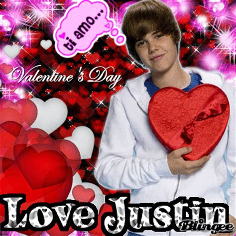 valentines day bieber justin s in valentine s day picture 121238834 blingee com