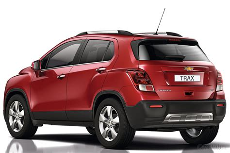 Chevrolet Tracker 2014 авто фото