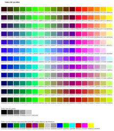 html text background color todo sobre los colores parte 2 taringa