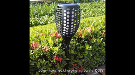 best solar path lights 2017 2017 new best solar path torch lights flame lighting solar