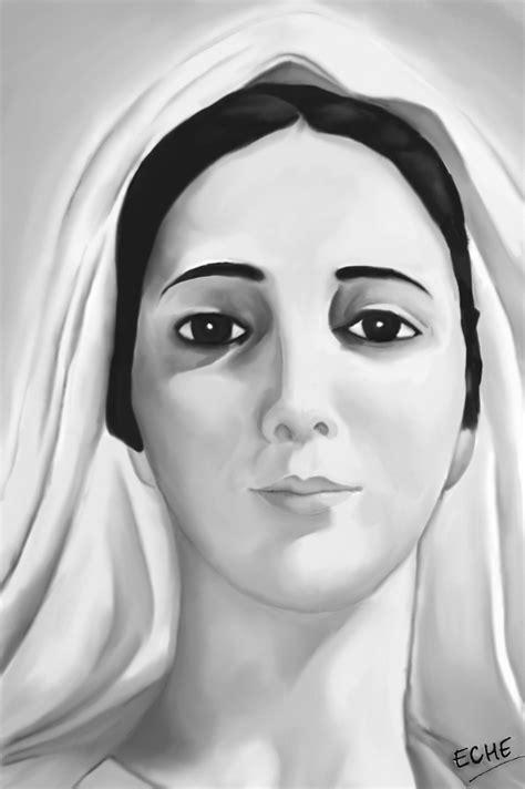 imagenes a lapiz de la virgen maria imagenes de la virgen maria para dibujar a lapiz imagui