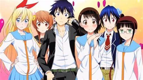 nisekoi false love tv anime news network nisekoi false love anime amino