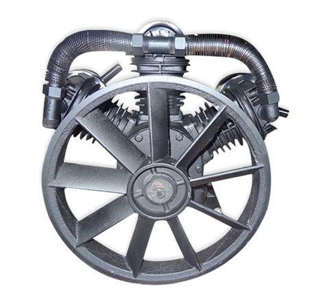 42cfm 3 cylinder cast iron air compressor 140psi ebay