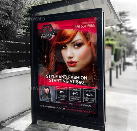 hair salon books posters and banners with hairstyles hair posters for salon posters of hairstyles for a salon