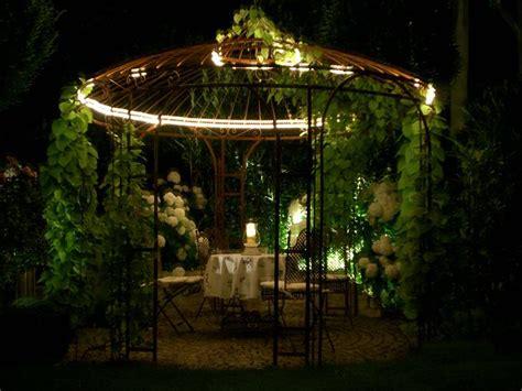 pavillon bepflanzen impressionen