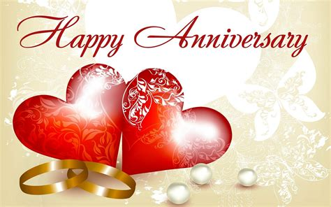 Wedding Anniversary Wishes For And In by Happy Anniversary Wishes