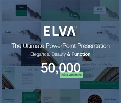premium powerpoint presentation template