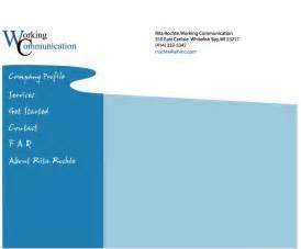 company profile free template doc 580650 sle company profile sle 7 free