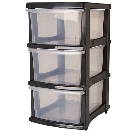 set of drawers nz taurus storage drawers 3 tier grey the