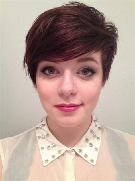 haircut ahould 25 best ideas about pixie cut round face on pinterest