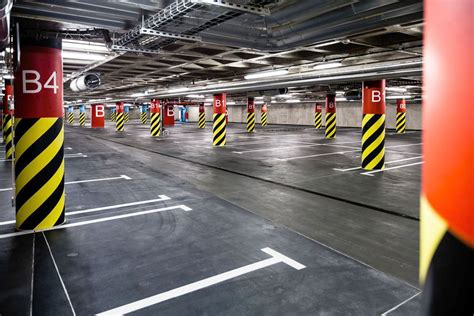 Garage Line by Lines Limited Line Painting For Roads And